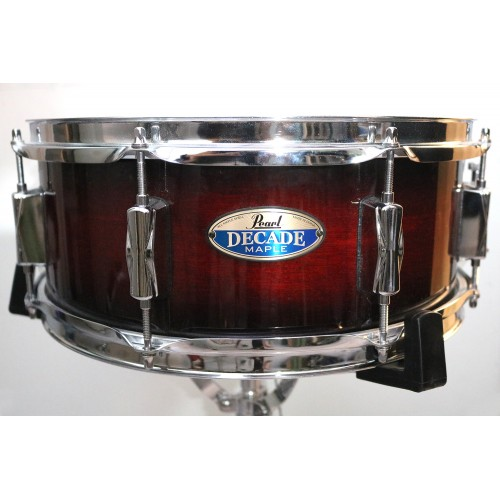 Pearl Decade 14x5.5' / Gloss Deep Red Burst