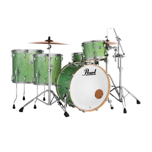 Pearl Master Complete 24' /  4  Cascos / Absinthe Sparkle